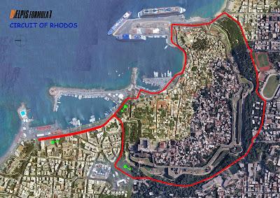 Παρουσίαση της αναβίωσης των αγώνων της πόλης της Ρόδου