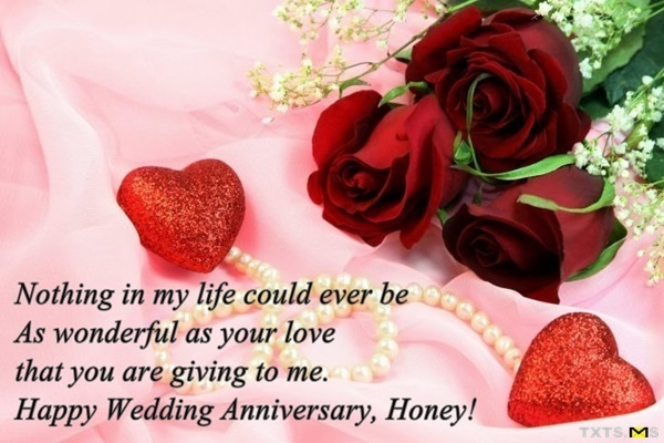 Wedding anniversary wishes for wife with sweet messages wedding