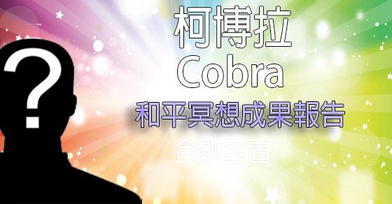 [揭密者][柯博拉Cobra]2017年4月14日和平冥想成果報告