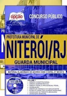 Download Apostila Prefeitura de Niterói 2019 PDF