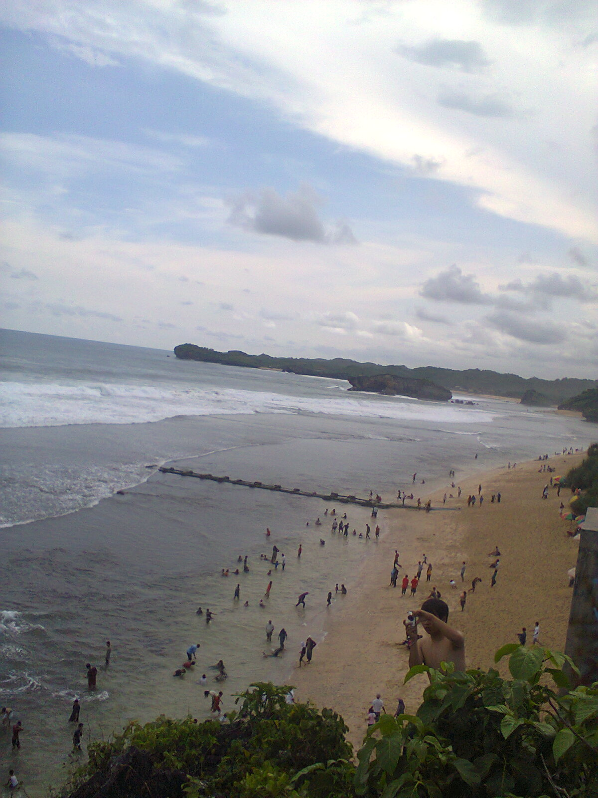 Wisata Asik Di Daerah Magelang Dan Jogja Indrayanti Beach