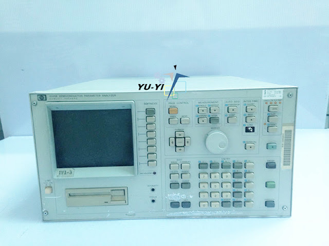 HP Agilent 4145B Semiconductor Parameter Analyzer