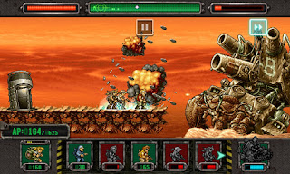 game metal slug 3