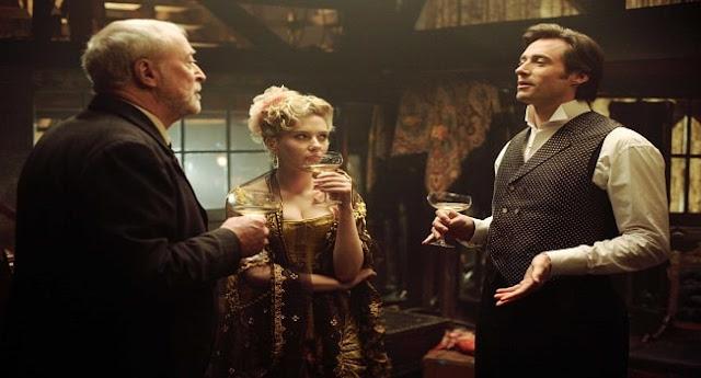 Scarlett Johansson Filmleri - Prestij - The Pristige - Kurgu Gücü