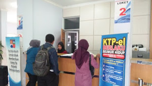 Disdukcapil Kota Bogor Imbau Warga Segera Ambil E-KTP dan KIA Yang Sudah Dicetak