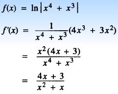 Função logarítmica natural