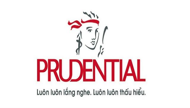 Logo Công ty bảo hiểm Prudential