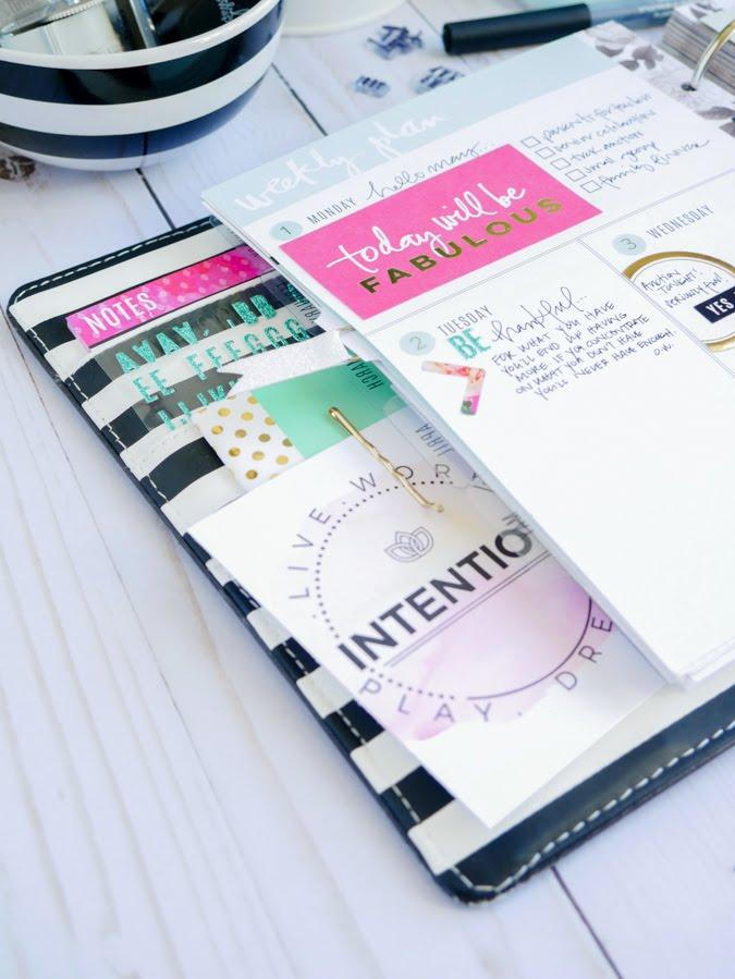Heidi Swapp Memory Planner by Jamie Pate | @jamiepate @heidiswapp