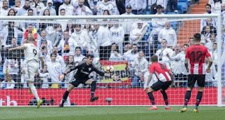 فوزا معنويا لريال مدريد على فريق أتلتيك بيلباو