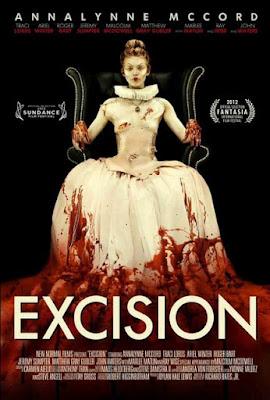 Sinopsis Excision (2012)