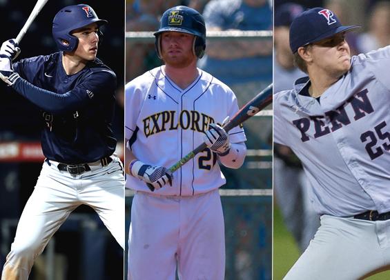 McGowan, Larsen, and Holcomb earn weekly honors