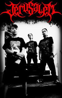 Jerusalem Band Death Metal Ujung Berung Bandung Foto Logo Font Wallpaper