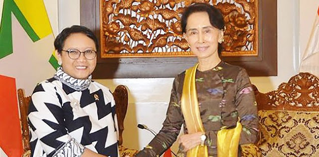Dari 5 Permintaan Indonesia, Cuma 1 Yang Dikabulkan Myanmar