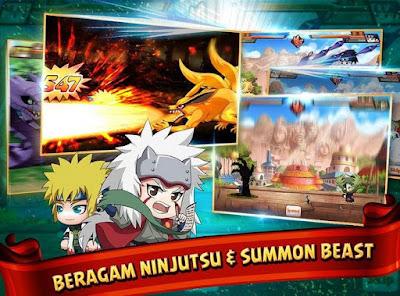 Ninja Heroes 1.1.0 APK Terbaru Update 2016