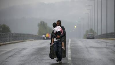 Os números terríveis da maior crise de refugiados já vista