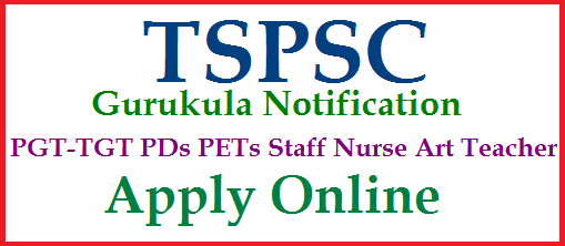 TS GURUKULA 7306 PGT TGT PET Posts TSPSC Recruitment Notification-Syllabus-scheme of Examination | TSWRIES 2136 Posts BJPTBCWRIES 1789 Posts TTWRIES 994 Posts TMRIES 2080 Posts Total 7306 Posts Recruitment Telangana State Public Sevice Commission has released Notification for the Recruitment of 7306 PGT TGT PET and Other Posts in Telangana Gurukula Schools | Register Online from 10.02.2017 to 04.03.2017 for Post Graduate Teachers Trained Graduate Teachers in TS Gurukula Societies | Syllabus for PGT TGT PET and other posts ts-gurukula-7306-pgt-tgt-pet-posts-tspsc-recruitment-notification-register-apply-online-syllabus-scheme-of-examination