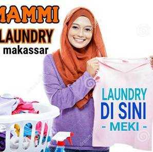 Lowongan Kerja di Mammi Laundry Makassar