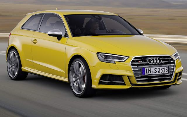 Audi A3 eleito o melhor carro compacto de 2017 - Europa