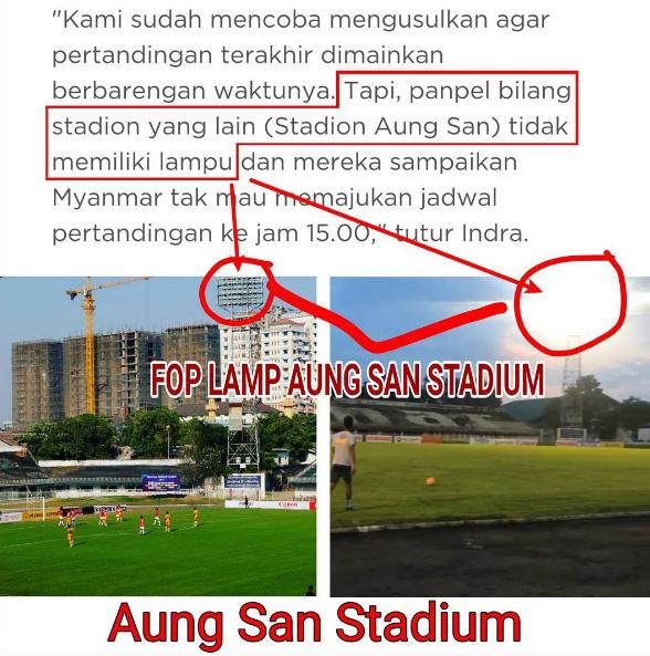 Indra Sjafri Tak Perduli Kalau Vietnam vs Myanmar Main Mata