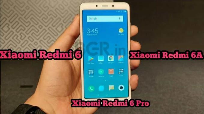 Xiaomi Redmi 6 भारत मे पहली बार sale हो रहा है। खरीदे flipkart या Mi.com से Discount के साथ अभी देर न करे