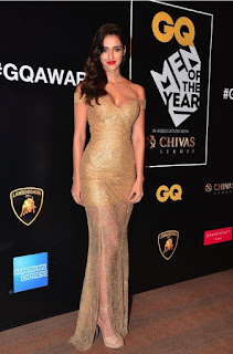 Disha Patani at GQ Men of the Year Awards 2016