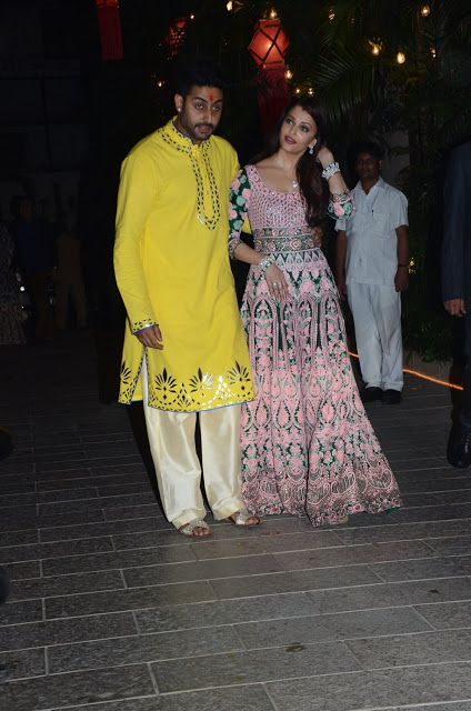 Aishwarya Rai Bachchan in Floor Length Anarkali Suit