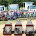 Ji-Paraná recebe caminhões e implementos agrícolas