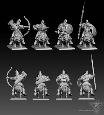 Update 10mm and 28mm Dwarfs and Hobgoblins picture 2