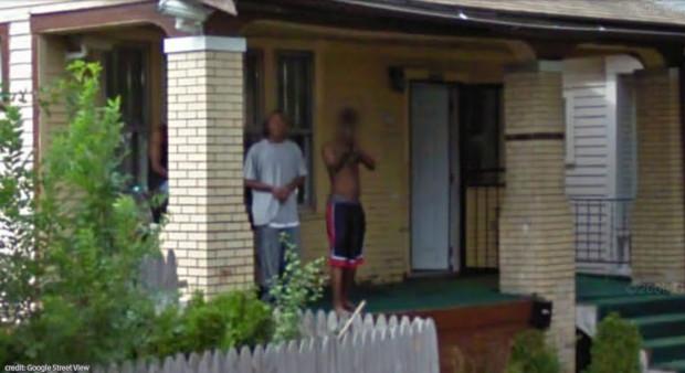Gambar Aneh Yang Tertangkap Google Map