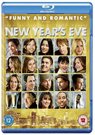 New Years Eve 2011 BRRip 850MB Hindi Dual Audio 720p ESub Watch Online Full Movie Download bolly4u