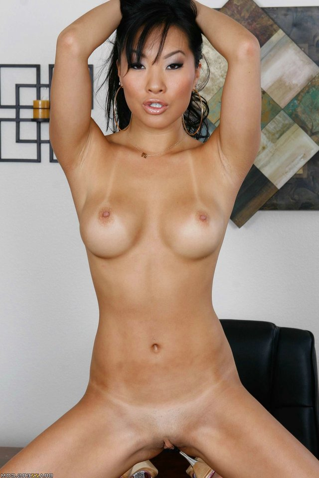 Made you naked asa akira
