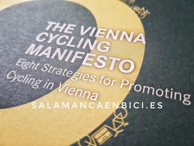 salamanca en bici, salamancaenbici, manifiesto ciclista Vienna