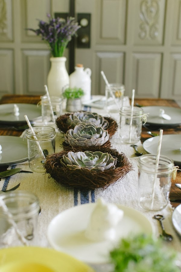 Beautiful Tablescapes Ideas for Dinner Party & Holiday Celebrations