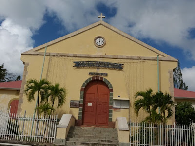 iglesia marigot saint martin