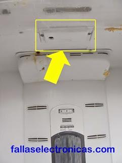 cambio de timer en refrigerador