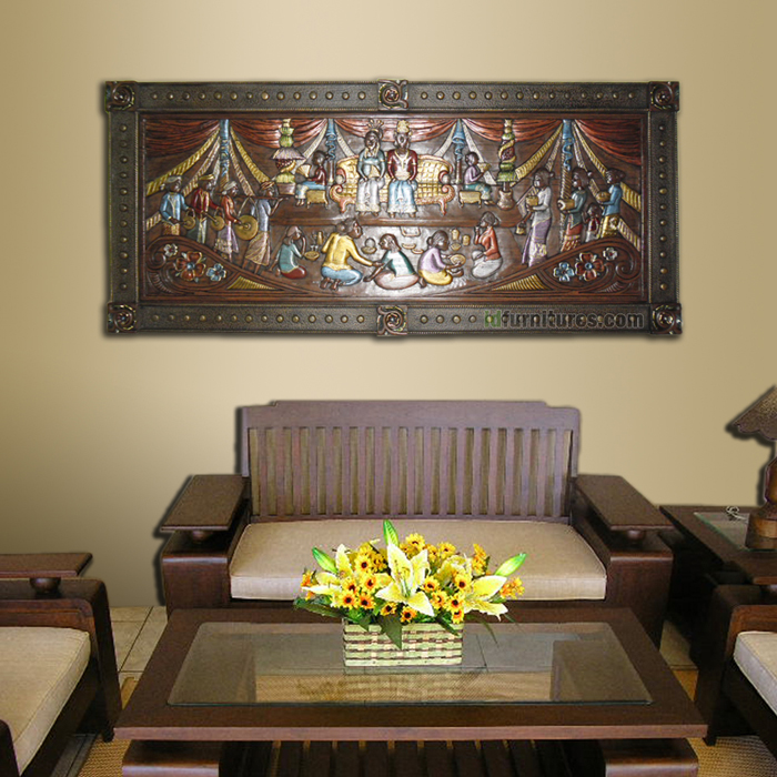 50 Hiasan Dinding Unik Untuk Kamar dan Ruang Tamu  a1df4663bb