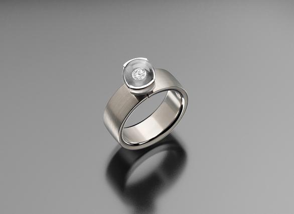 Diamond Napkin Rings
