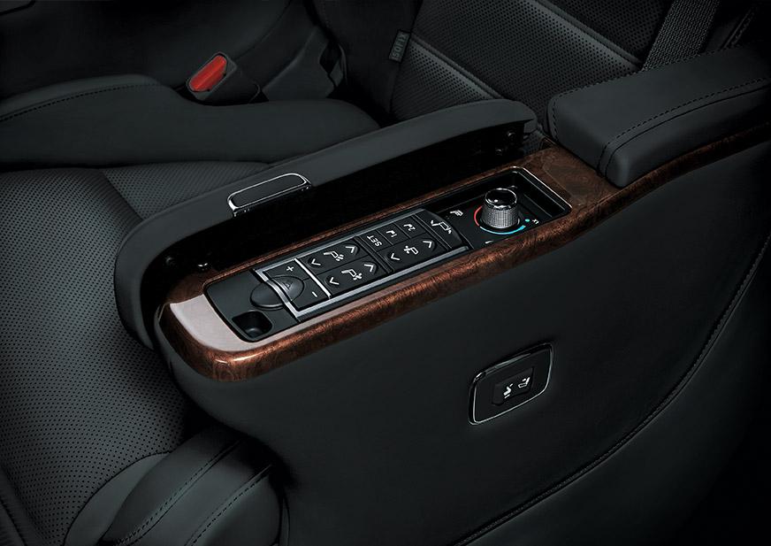 all new alphard 3.5 q grand veloz putih spesifikasi toyota 3 5 astra indonesia rear seat switch control