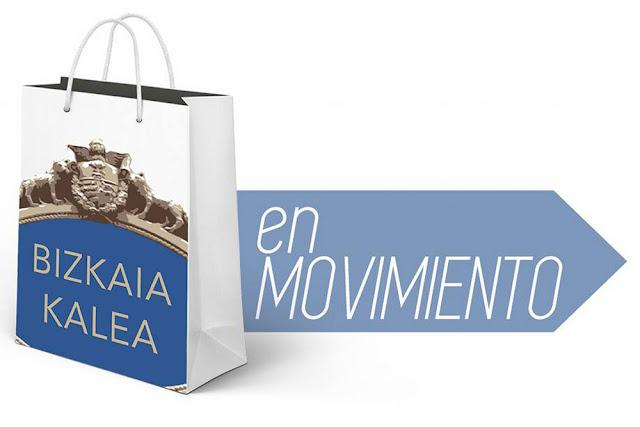 Logo del grupo de comercios de la calle Bizkaia