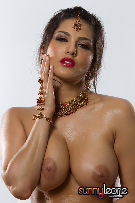 Beautiful Nude Indian Girl-7830
