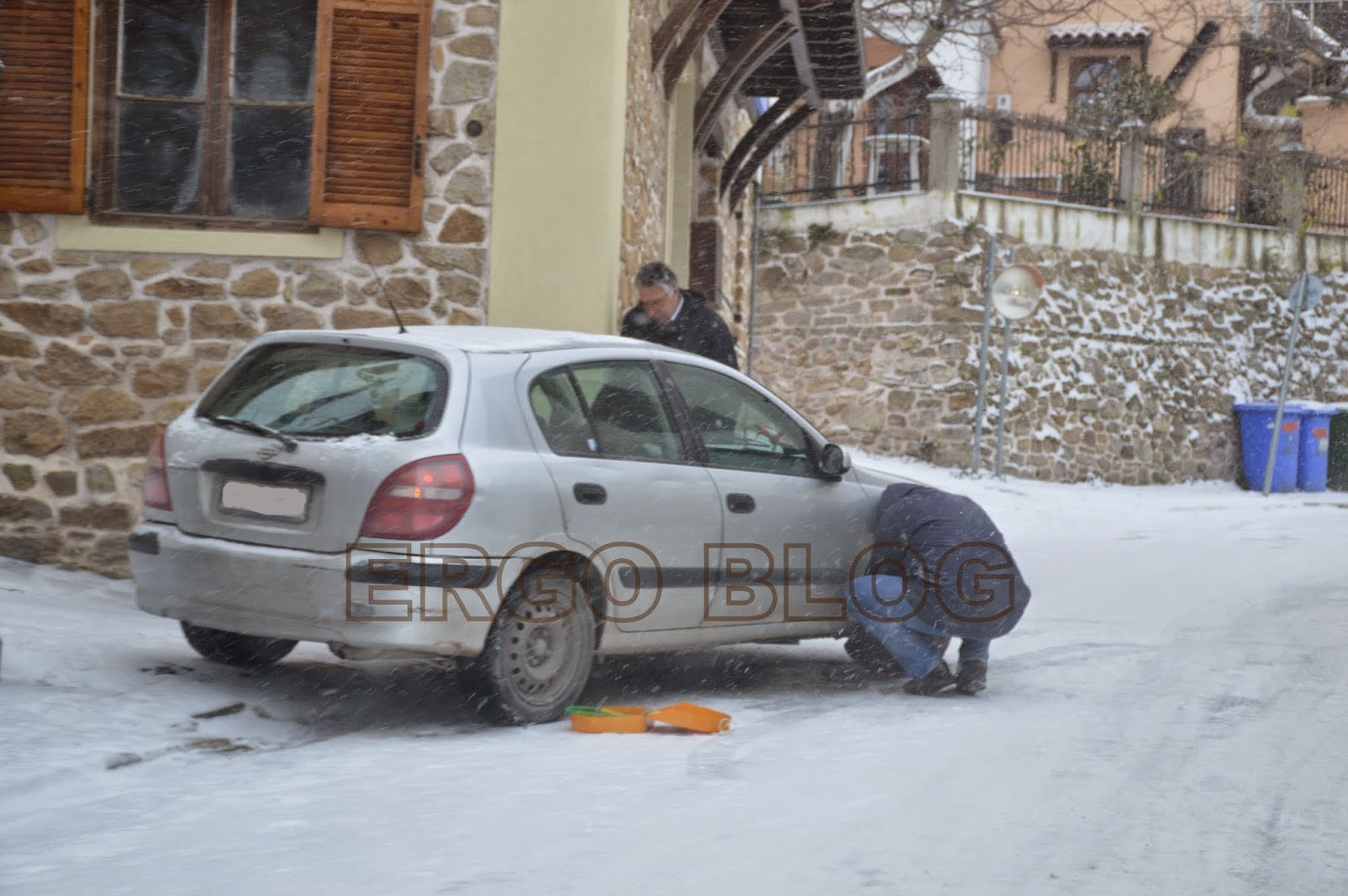 Νεότερη ενημέρωση: Δείτε σε ποιους δρόμους της Χαλκιδικής χρειάζονται αντιολισθητικές αλυσίδες