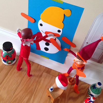 Elf on the Shelf Ideas Week | Day 5
