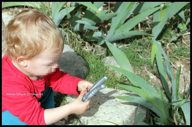 jardinage enfant