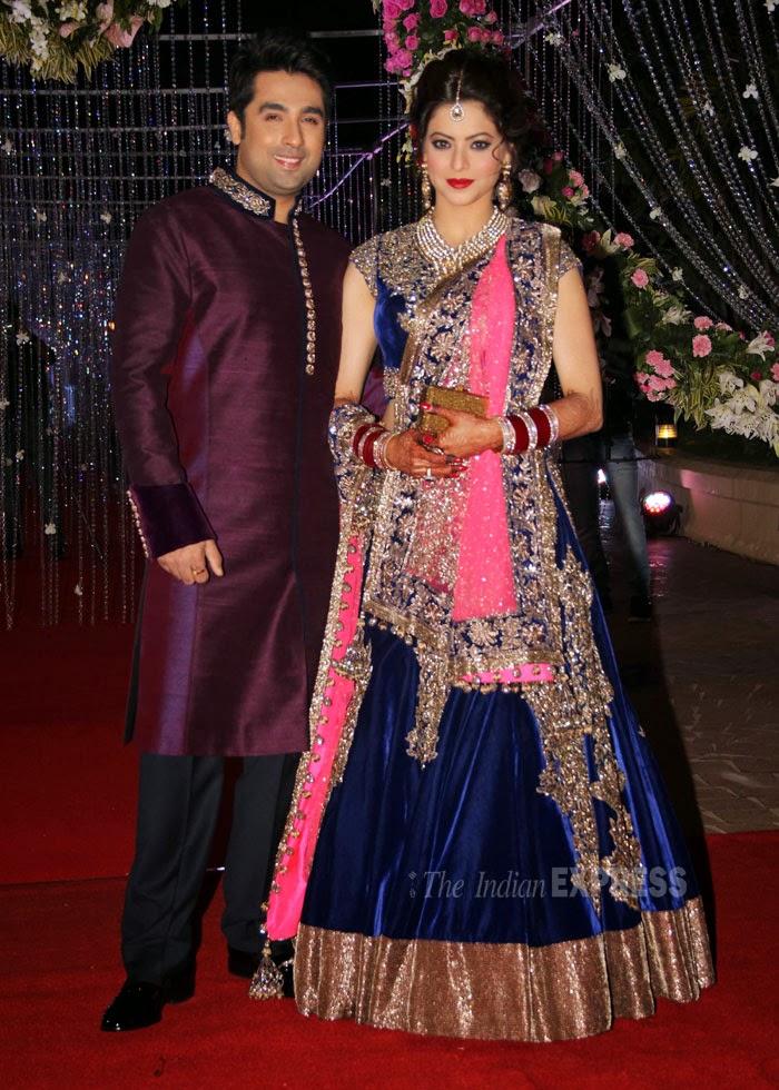 Aamna Sharif and Amit Kapoor Wedding - Asian Wedding IdeasAamna Sharif Real Life Marriage Photos