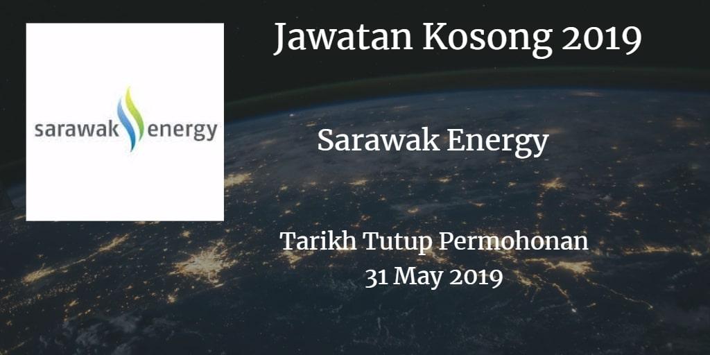 Jawatan Kosong Sarawak Energy 31 May 2019