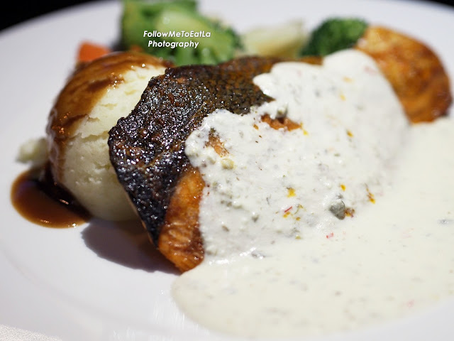 Pan Seared Salmon  RM 38