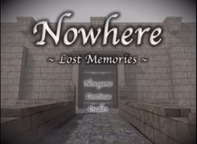 Nowhere Lost Memories app walkthrough