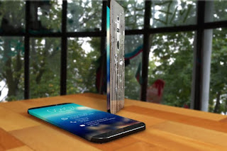 Nokia Edge Concept phone