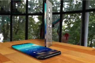 Nokia Edge Concept phone