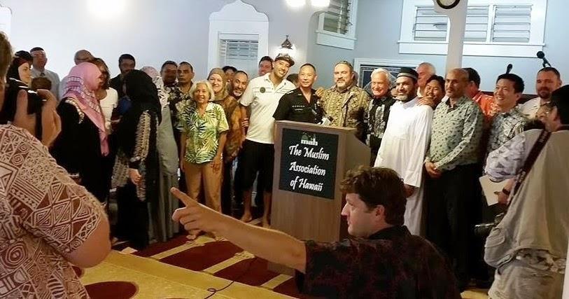 Alasan Warga Hawai Memilih Islam